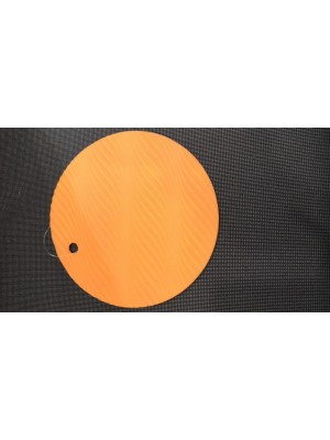 Подложка за рязане силикон оранжева