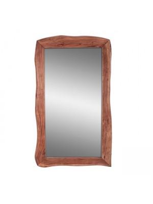 Стенно Огледало HM8186 рамка от акация масив 140Χ80Χ4