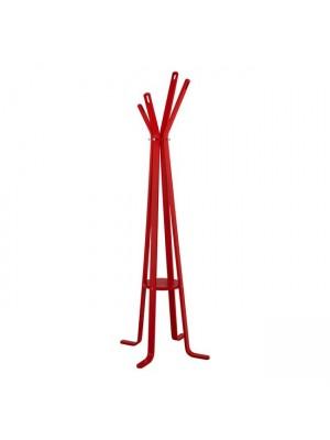 Дървена закачалка за дрехи HM0120.07 Funky Red