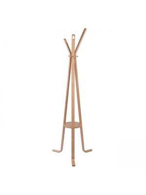 Дървена закачалка за дрехи HM8414.03 Stan Natural