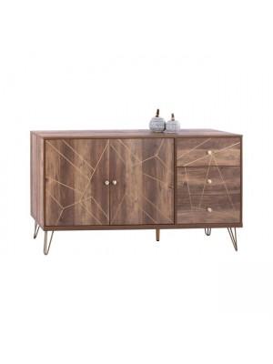 Шкаф Kaitlyn HM8650 150x39,5x81cm