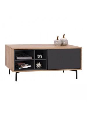ТВ шкаф Margarit HM8676 98x39,5x44,5 cm.