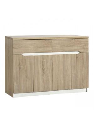 Шкаф HM2234.02 2 в цвят сонома 120x40x80