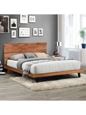 Bed Fansi from solid acacia wood HM8472 160x200