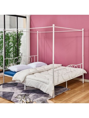 Метална Спалня за матрак 160x200 HM573.02