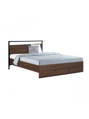 Bed Bennett HM578 Double 150x200 in natural color