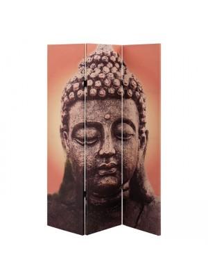 ДВУЛИЦЕВ ПАРАВАН Buddha 180X121X2.5 cm. HM7152.01