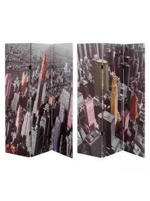 ДВУЛИЦЕВ ПАРАВАН Towers 180X121X2.5 cm. HM7152.07