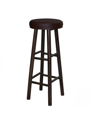 Бар стол цвят орех HM10195