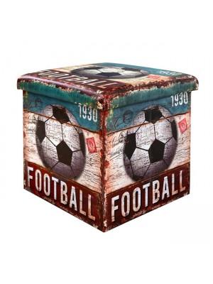 ТАБУРЕТКА РАКЛА HM264 Football 38X38X38 HM264