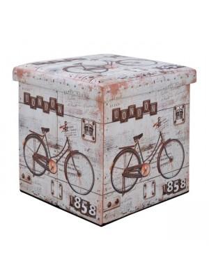 ТАБУРЕТКА РАКЛА Bike 38X38X38 HM8161