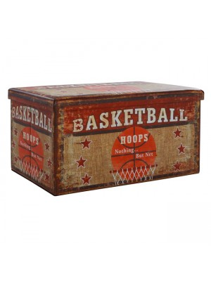 ТАБУРЕТКА РАКЛА Basketball 80X40X40 HM8130