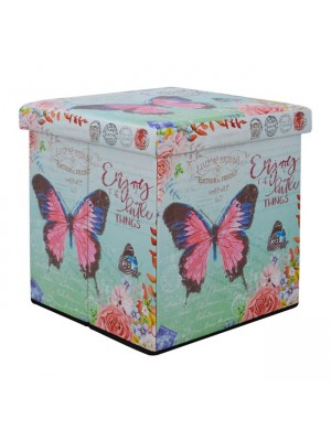 ТАБУРЕТКА РАКЛА Butterfly 38X38X38 HM8131