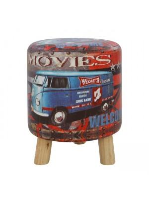 Табуретка HM8153 Movies 30x38