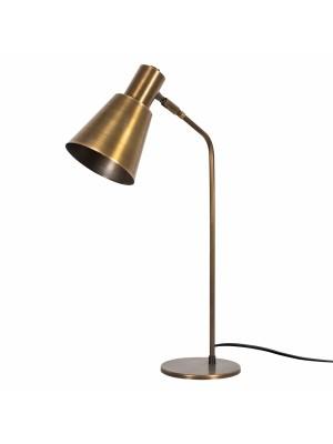 Настолна метална лампа с винтидж дизайн HM7275