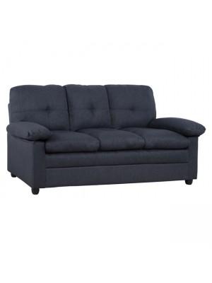 Триместен диван тъмно сив HM3140.31