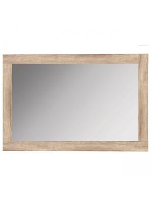 Стенно Огледало HM2233.02 с рамка цвят сонома 120x72