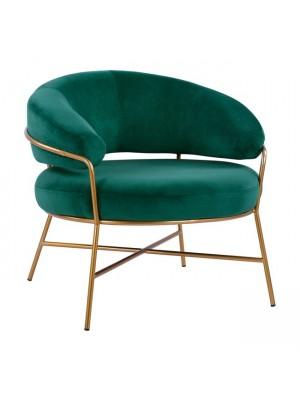 Кресло Trudi зелено HM8639.03