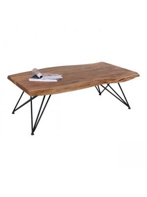 ХОЛНА МАСА Rio HM8183 solid acacia wood 115Χ69Χ40 HM8183