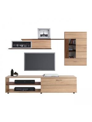 ТВ сет Amalfi цвят сонома-орех HM2320.01