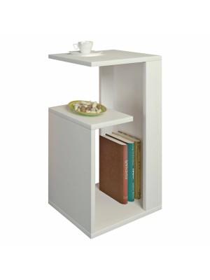 Бяла холна маса с модернистичен дизайн HM8880.01