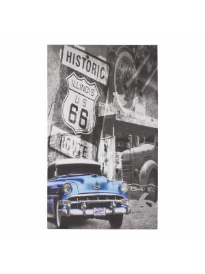 Картина принт Route 66 Car  HM7155.03