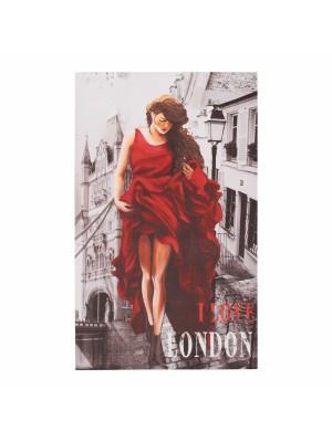 Картина принт London Woman  HM7155.05