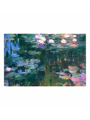 Картина принт водни лилии HM7193.02