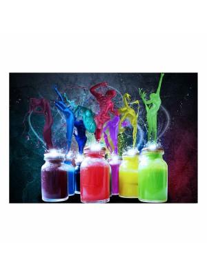 Картина принт dancing color HM7194.04
