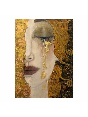 Картина принт златни сълзи HM7195.03