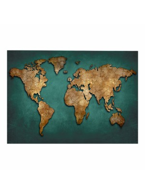 Картина принт WORLD MAP HM7197.01