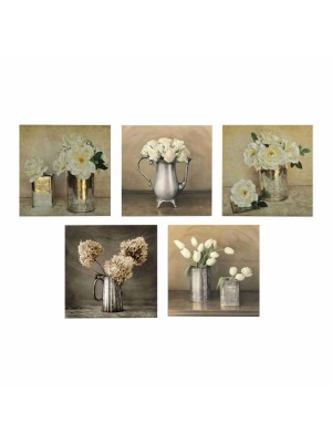 Картина принт ROMANTIC FLOWERS HM7205.02