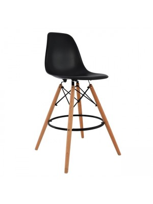 Bar Stool Renata Black HM0173.02