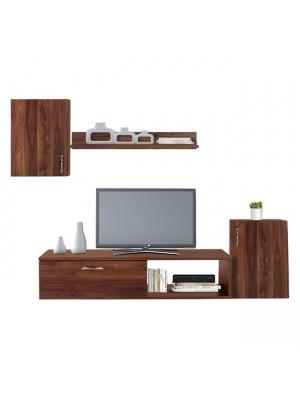 ТВ сет and Cabinet Sorrento цвят орех HM11103.02