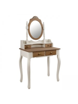 Конзола с огледало Melody 75x40x143 HM10169