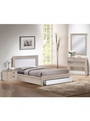 Set Bedroom 4pieces Time Sonama HM11108.02