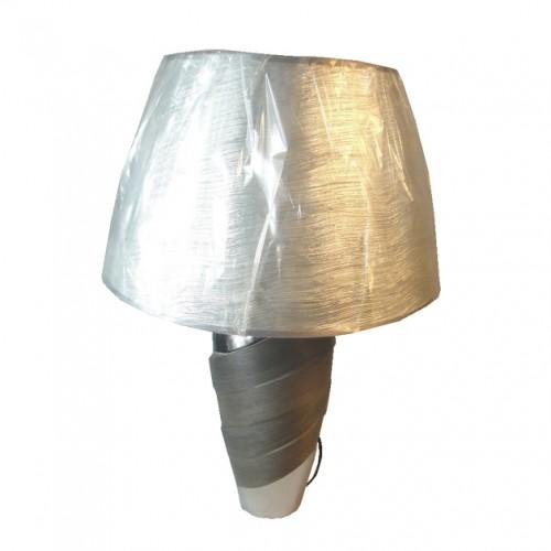 Лампа 50 shades of silver