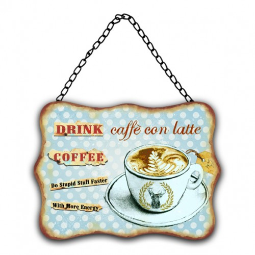 ТАБЕЛА CAFE-LATTE