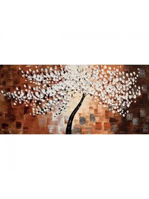 Маслена картина дърво 120x60x2.8cm