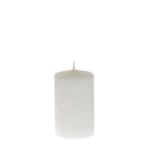Свещ6x10cmбяла
