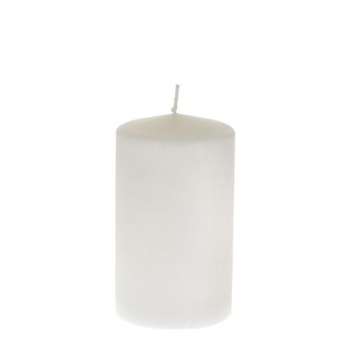 Свещ8x14cmбяло