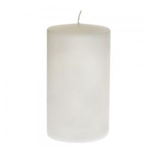 Свещ 12х22 бяла