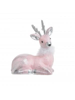 Розово еленче