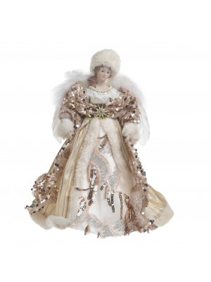 Светещ коледен ангел