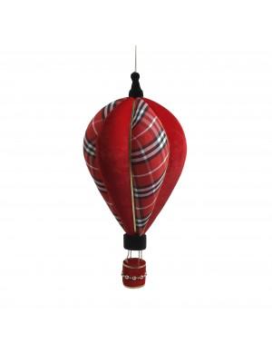 Коледна украса въздушен балон