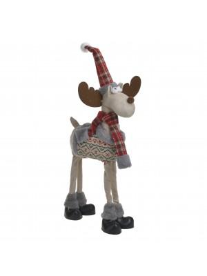 Текстилна фигура елен