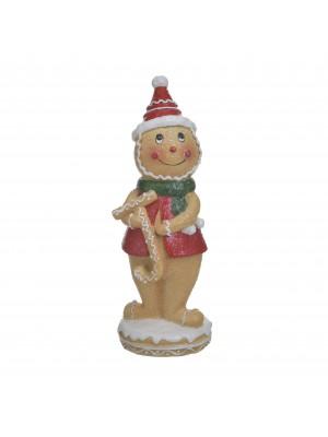 Коледна фигура от полирезин