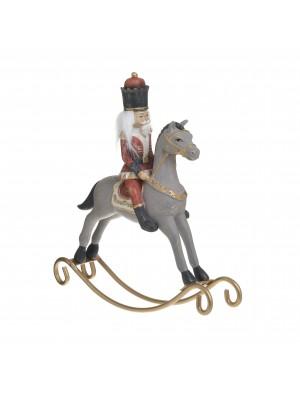 Люлеещ кон от полирезин