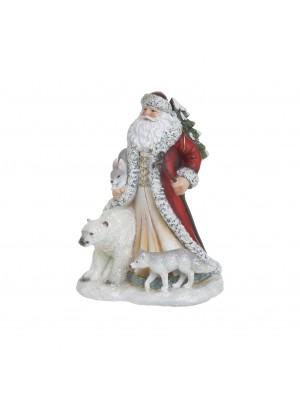 Фигура Дядо коледа от полирезин