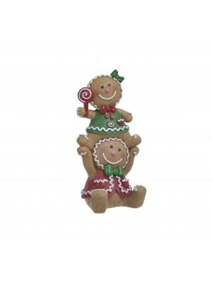 Коледна фигурка gingerbread man